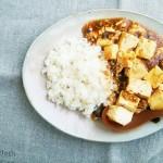 昆布屋の麻婆豆腐