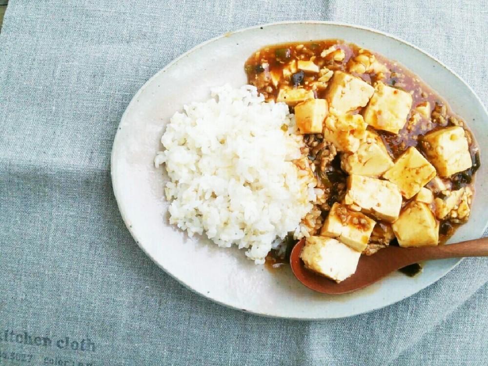 昆布屋麻婆豆腐