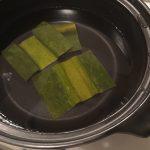 鍋をやるとき、昆布は贅沢に!