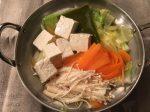 ホカホカ湯豆腐