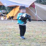 3人子育てかぁちゃんーキャンプへ行ってきましたー