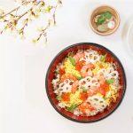 切り昆布と椎茸 乾物で作るちらし寿司♪